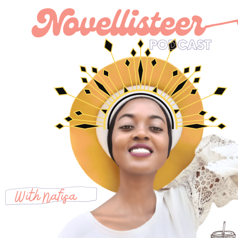 Novellisteer Podcast Cover